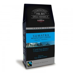Sumatra Mountain - Fairtrade - Moulu