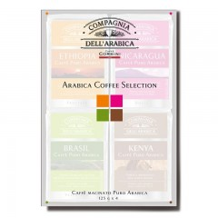 ARABICA COFFEE SELECTION - Coffret
