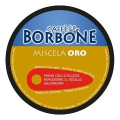 "Borbone Format ""Dolce Gusto®"" - Or - 90"