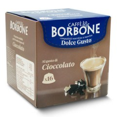 "Borbone Format ""Dolce Gusto®"" - Chocolat-16"