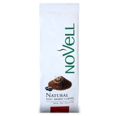 Café moulu Novell Natural - 100% Arabica - 250gr