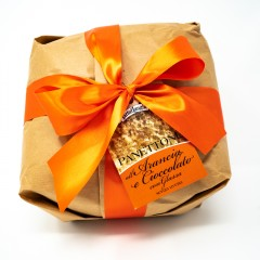Panettone Artisanal  Orange & Chocolat