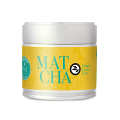 MATCHA GINGER LEMON TASTE
